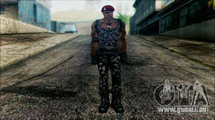 Manhunt Ped 20 pour GTA San Andreas