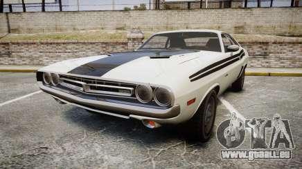 Dodge Challenger 1971 v2.2 PJ1 für GTA 4