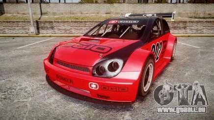 Zenden Cup Ogio pour GTA 4