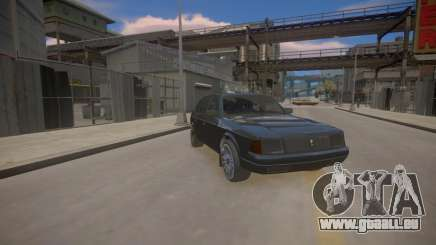 AZLK 2141 pour GTA 4