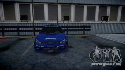 Subaru Impreza STI Group N Rally Edition für GTA 4