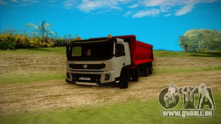 Volvo FMX pour GTA San Andreas