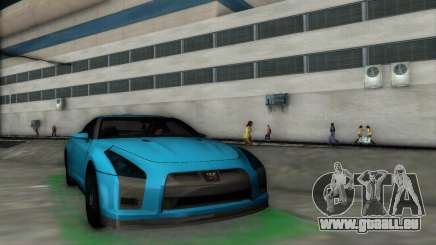Nissan GT-R Prototype pour GTA Vice City