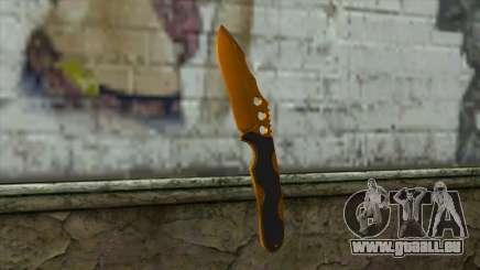 Nitro Knife pour GTA San Andreas