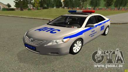 Toyota Camry ДПС pour GTA San Andreas