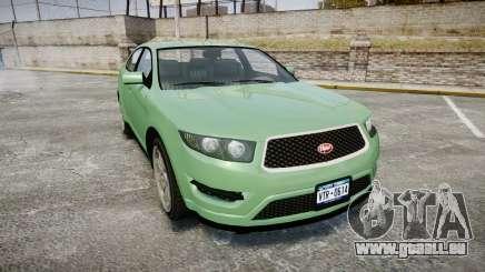 GTA V Vapid Taurus für GTA 4
