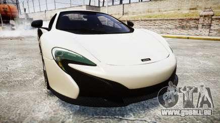 McLaren 650S Spider 2014 [EPM] BFGoodrich für GTA 4