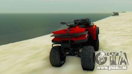Nagasaki Blazer Lifeguard pour GTA San Andreas