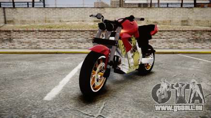 Yamaha FZ6 für GTA 4
