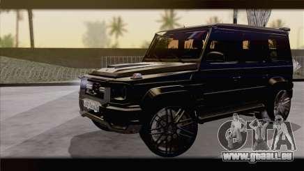 Brabus B65 v1.0 pour GTA San Andreas