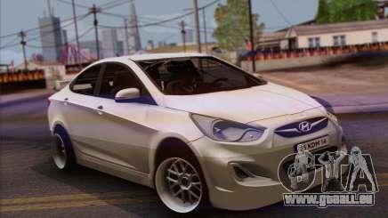 Hyundai Club pour GTA San Andreas