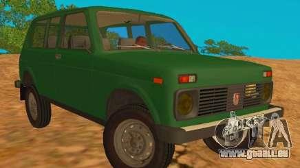 VAZ-2129 Niva 4x4 für GTA San Andreas