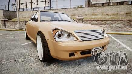 Schafter AMG pour GTA 4