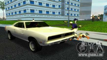 Dodge Charger 1967 pour GTA Vice City