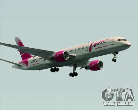 Boeing 757-230 VIM Airlines (VIM) pour GTA San Andreas laissé vue