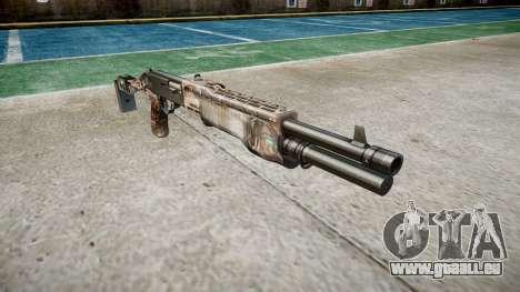 Ружье Franchi SPAS-12 Zombies pour GTA 4
