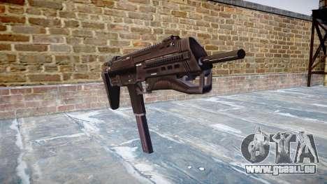 Maschinenpistole HK MP7 für GTA 4