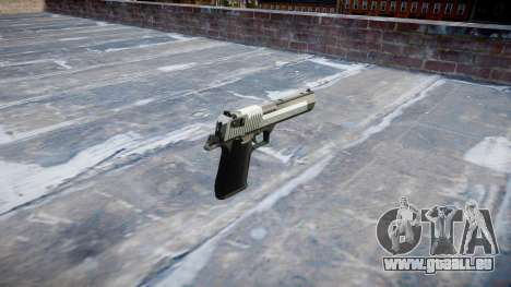 Пистолет IMI Desert Eagle Mk XIX Zwei-Ton für GTA 4 Sekunden Bildschirm