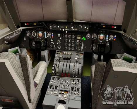 McDonnell Douglas DC-10-30 American Airlines für GTA San Andreas Innen