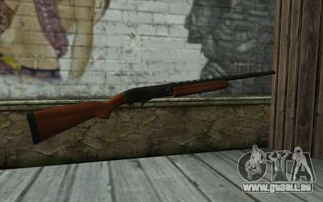 MP-153 Murka pour GTA San Andreas deuxième écran
