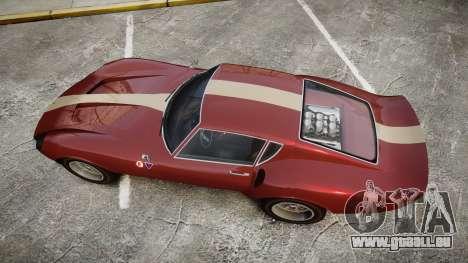 Grotti Stinger GT pour GTA 4 est un droit