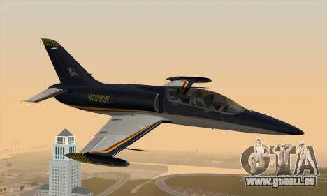 Aero L-39C für GTA San Andreas linke Ansicht