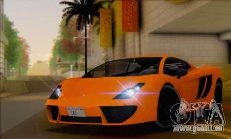 Pegassi Vacca (IVF) pour GTA San Andreas