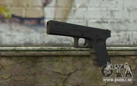 Glock 18C für GTA San Andreas