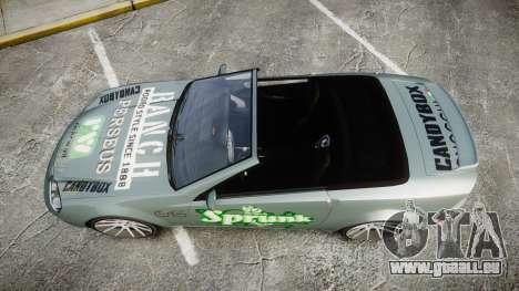 Benefactor Feltzer Grey Series v2 für GTA 4 rechte Ansicht