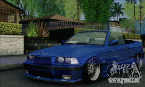 BMW M3 E36 Cabrio für GTA San Andreas