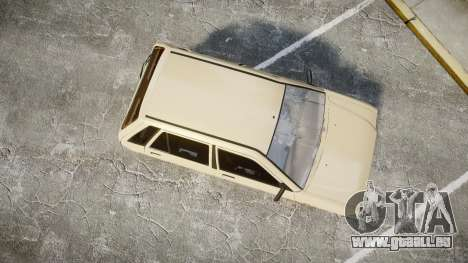 SAIPA Pride 111 für GTA 4 rechte Ansicht