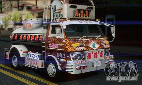 Isuzu ELF für GTA San Andreas