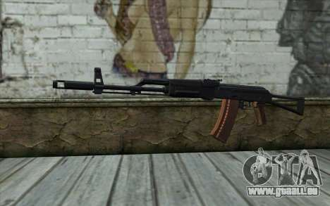 L'AKS-74 pour GTA San Andreas