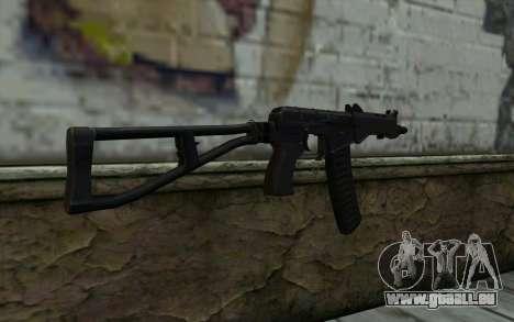 SR-3M Vortex-v1 für GTA San Andreas zweiten Screenshot
