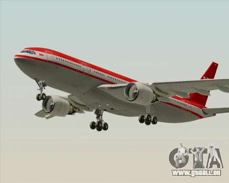 Airbus A330-200 LTU International pour GTA San Andreas salon