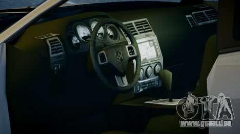 Dodge Challenger SRT8 für GTA 4 rechte Ansicht