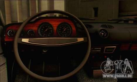 VAZ 2106 für GTA San Andreas zurück linke Ansicht