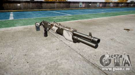 Ружье Franchi SPAS-12 Sibirien für GTA 4