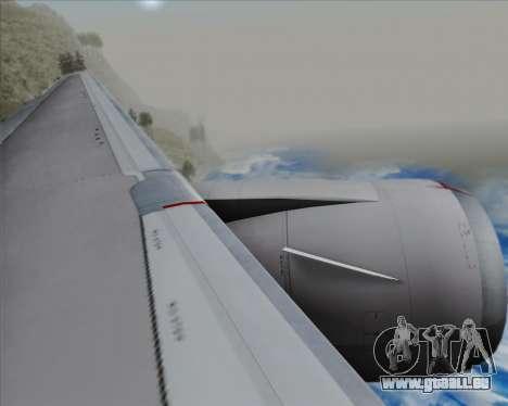Boeing 767-300ER Qantas (New Colors) pour GTA San Andreas moteur
