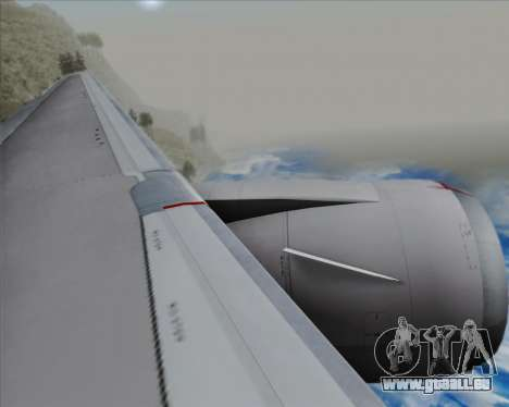 Boeing 767-300ER Qantas (New Colors) für GTA San Andreas Motor