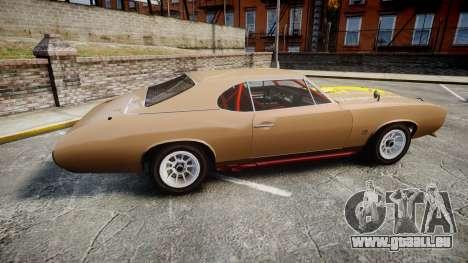 Classique Stallion 2Gen für GTA 4 linke Ansicht