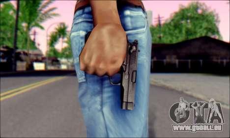 Fort-12 für GTA San Andreas dritten Screenshot