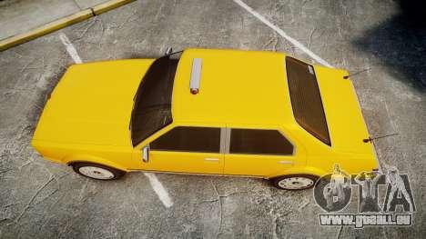 Albany Romans Taxi pour GTA 4 est un droit