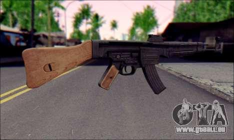 Machine (la Mort aux Espions 3) pour GTA San Andreas deuxième écran