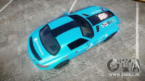 Mercedes-Benz SLS AMG v3.0 [EPM] Kotori Minami für GTA 4 rechte Ansicht