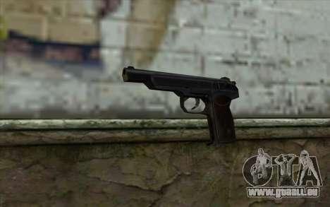 АПС aus Half - Life Paranoia für GTA San Andreas