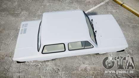 ZAZ-968 für GTA 4 rechte Ansicht