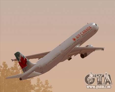 Airbus A321-200 Air Canada pour GTA San Andreas