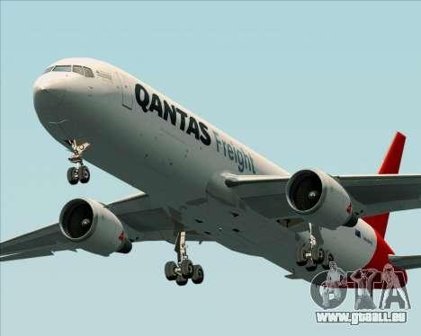 Boeing 767-300F Qantas Freight pour GTA San Andreas laissé vue