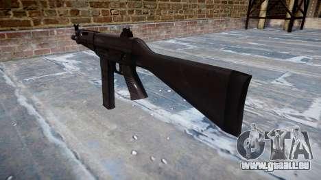 Pistole Taurus MT-40 buttstock1 icon2 für GTA 4 Sekunden Bildschirm